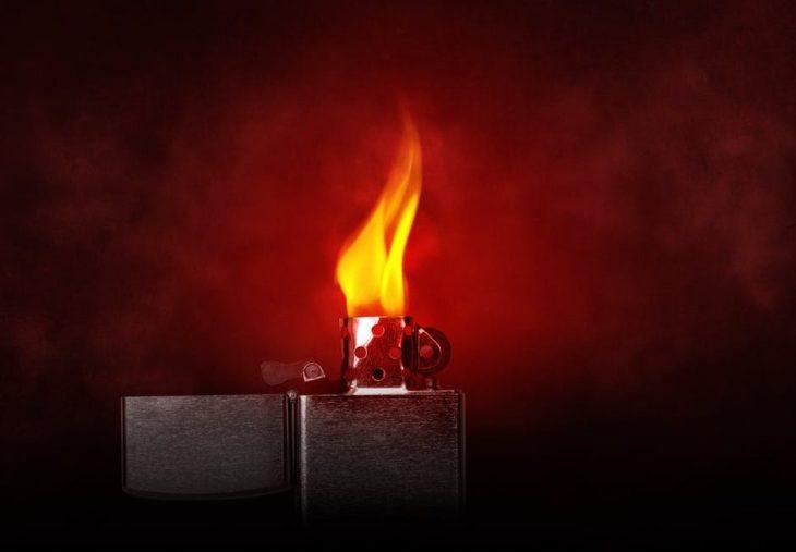 К чему снится огонь пожар
